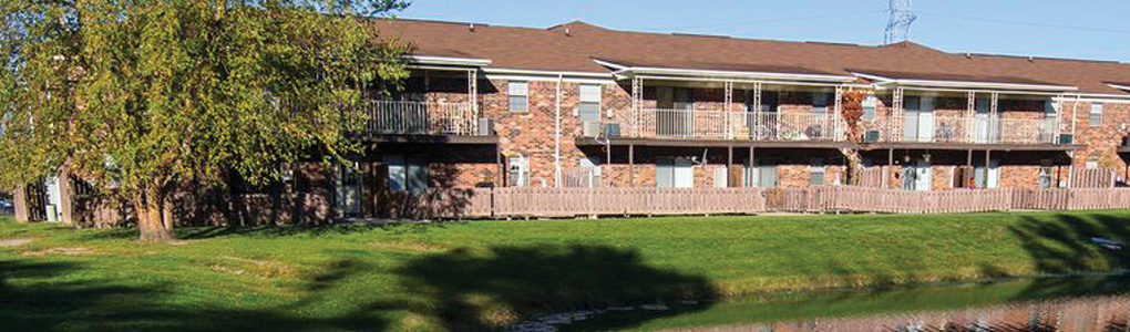 Spinnaker Court Apartments Indianapolis Indiana
